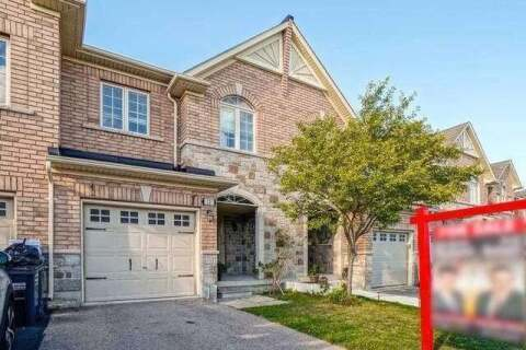 Townhouse for sale at 12 Bay Breeze Dr Brampton Ontario - MLS: W4918901