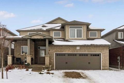 House for sale at 12 Beam St East Luther Grand Valley Ontario - MLS: X4638642