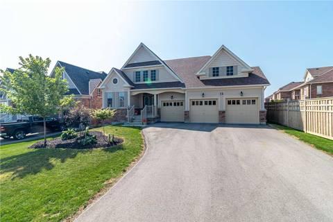 House for sale at 12 Benson Ave Mono Ontario - MLS: X4531850