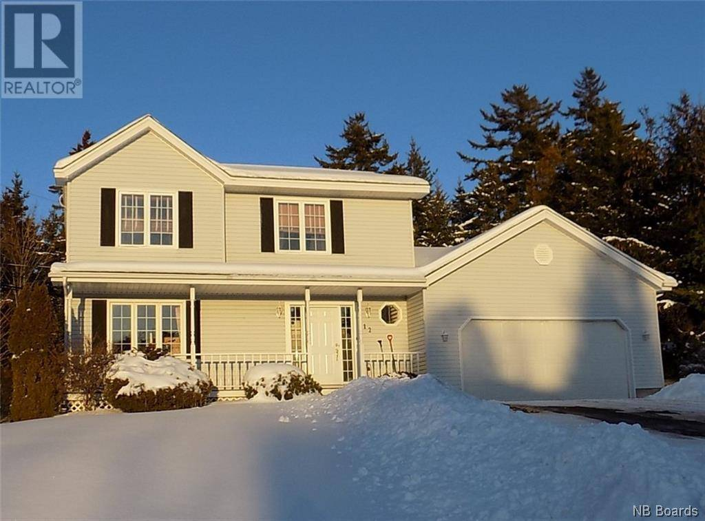 House for sale at 12 Birchdale Ave Quispamsis New Brunswick - MLS: NB040725
