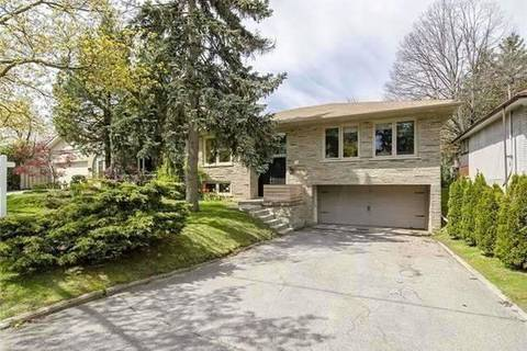 House for rent at 12 Blue Ridge Rd Toronto Ontario - MLS: C4428145