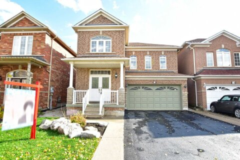 House for rent at 12 Brambank Cres Brampton Ontario - MLS: W4988638
