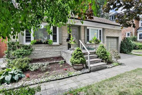 House for sale at 12 Brant Ave Mississauga Ontario - MLS: W4488731