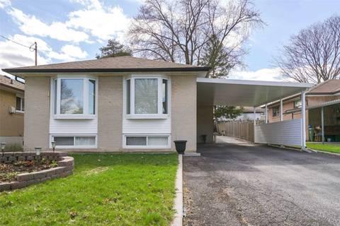 House for sale at 12 Bridgenorth Cres Toronto Ontario - MLS: W4427449