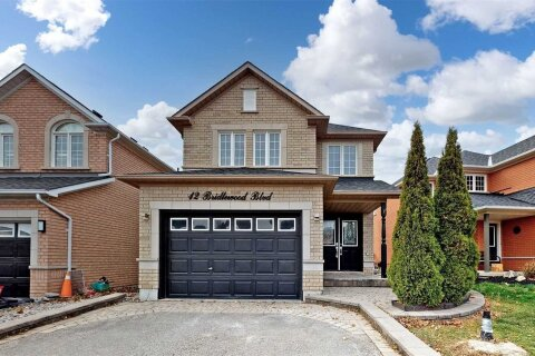 House for sale at 12 Bridlewood Blvd Whitby Ontario - MLS: E4995425