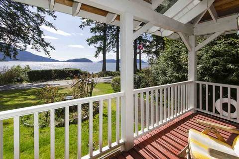 House for sale at 12 Brunswick Beach Rd Lions Bay British Columbia - MLS: R2448045