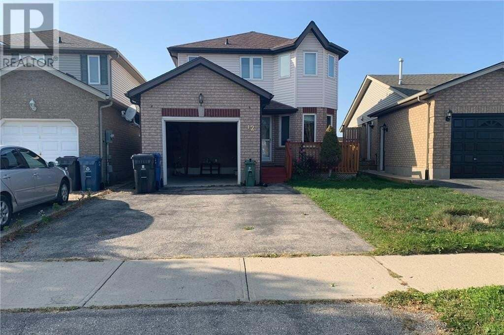 House for sale at 12 Bushmills Cres Guelph Ontario - MLS: 40025061