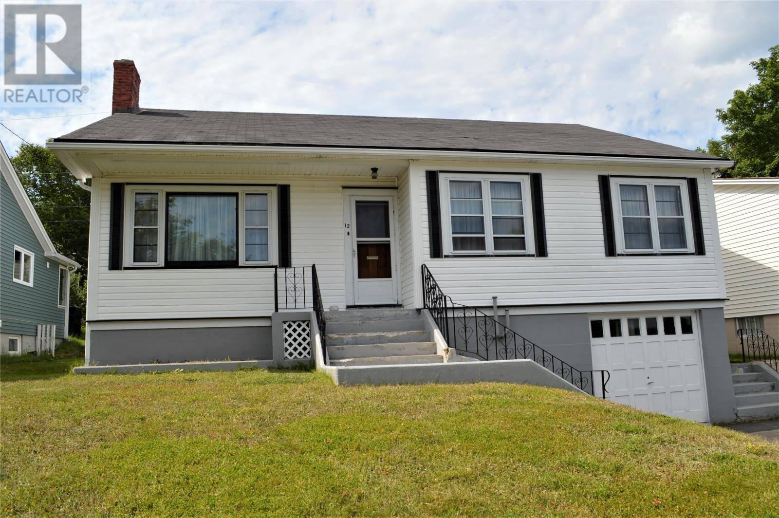 House for sale at 12 Byron St St. John's Newfoundland - MLS: 1200131