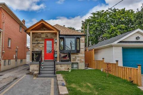 House for sale at 12 Caesar Ave Toronto Ontario - MLS: W4629900