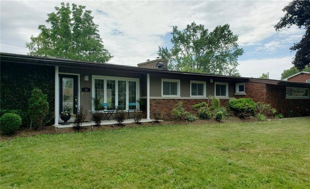 House for sale at 12 Caithness Dr Welland Ontario - MLS: 30760307