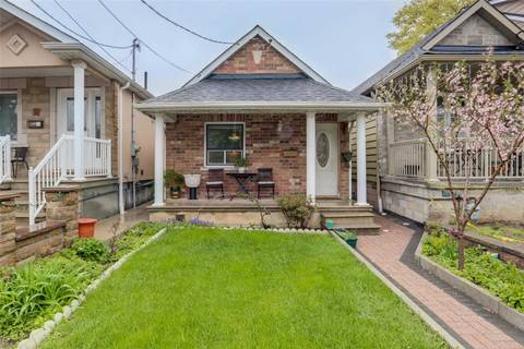 House for sale at 12 Cayuga Ave Toronto Ontario - MLS: W4450385