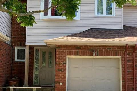 Townhouse for sale at 12 Cedarock Dr Ottawa Ontario - MLS: 1157121