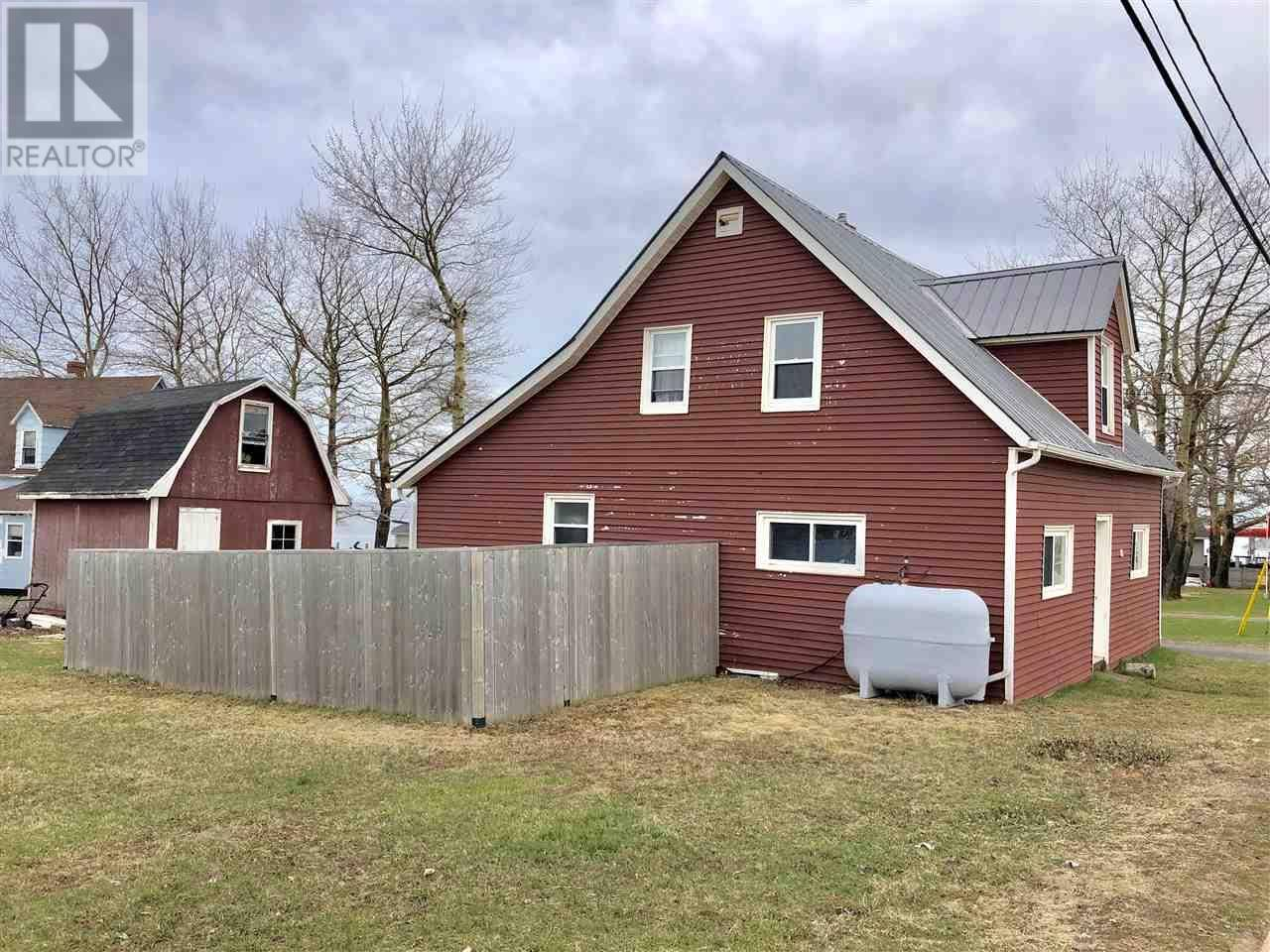 House for sale at 12 Chapel  Souris Prince Edward Island - MLS: 202000111