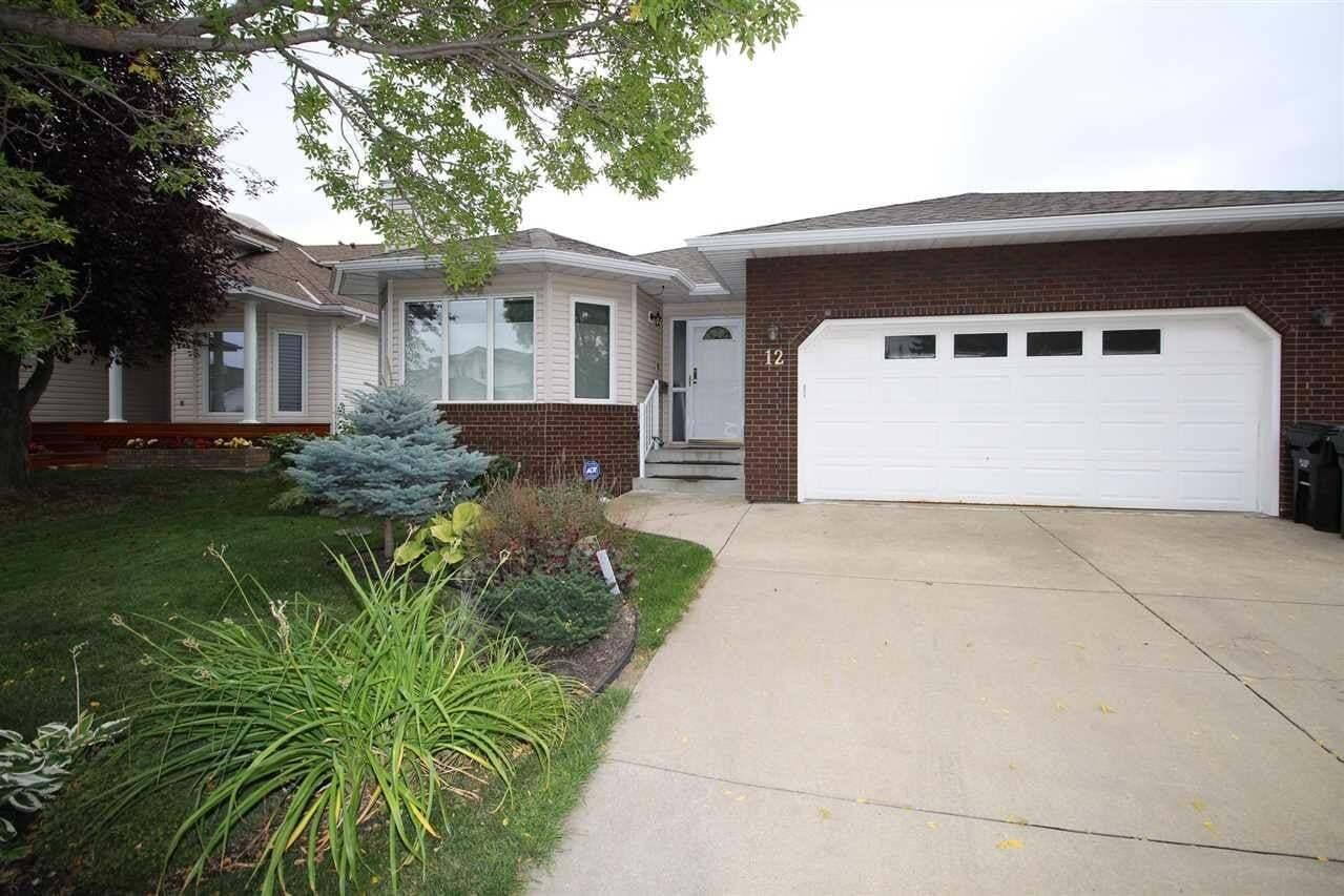 House for sale at 12 Charlton Rd Sherwood Park Alberta - MLS: E4214498