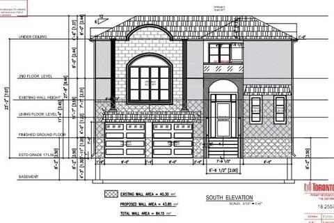 House for sale at 12 Chatterton Blvd Toronto Ontario - MLS: E4594963