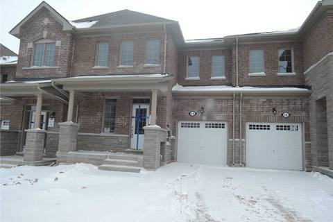 Townhouse for rent at 12 Circus Cres Brampton Ontario - MLS: W4704074