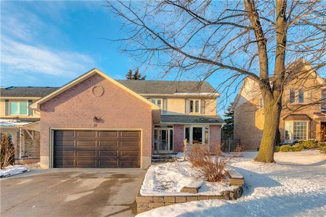 For Sale: 12 Citation Crescent, Whitby, ON   4 Bed, 3 Bath House for $734,900. See 20 photos!