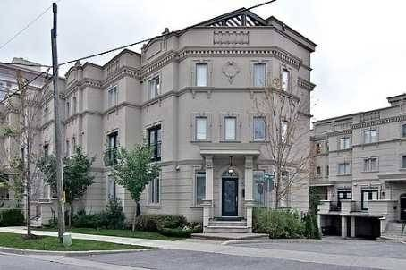 Townhouse for sale at 12 Clairtrell Rd Toronto Ontario - MLS: C4712695