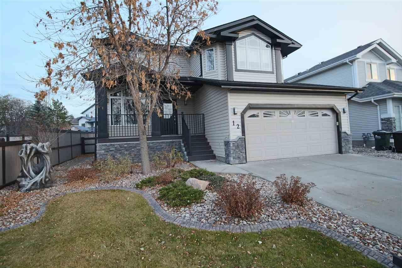 House for sale at 12 Clarkdale Dr Sherwood Park Alberta - MLS: E4221434