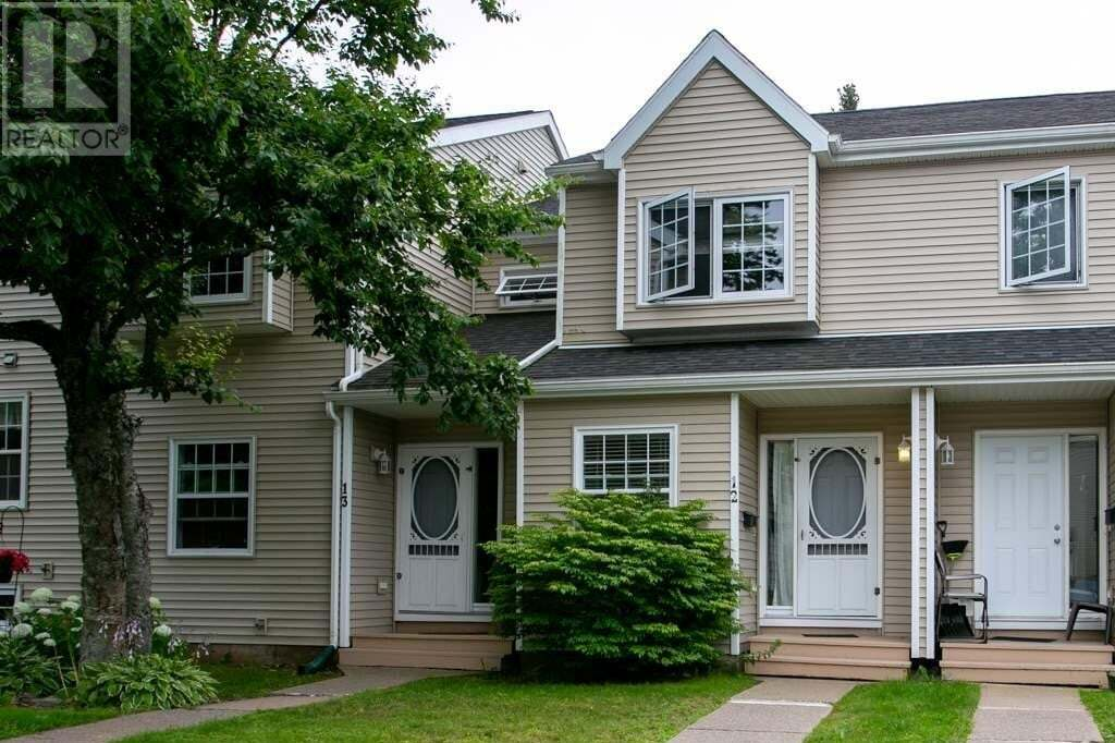 Townhouse for sale at 12 Collins Grove Ct Dartmouth Nova Scotia - MLS: 202014375