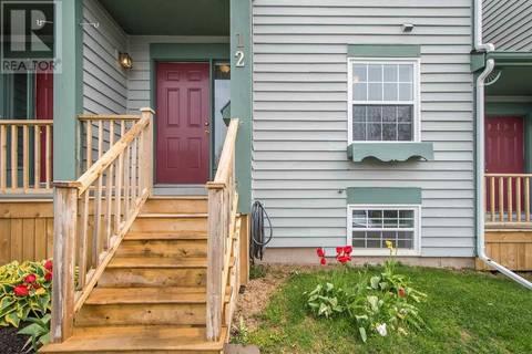 Townhouse for sale at 12 Collins Grove Rdge Dartmouth Nova Scotia - MLS: 201904930