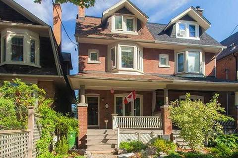 Townhouse for rent at 12 Columbine Ave Toronto Ontario - MLS: E4341888