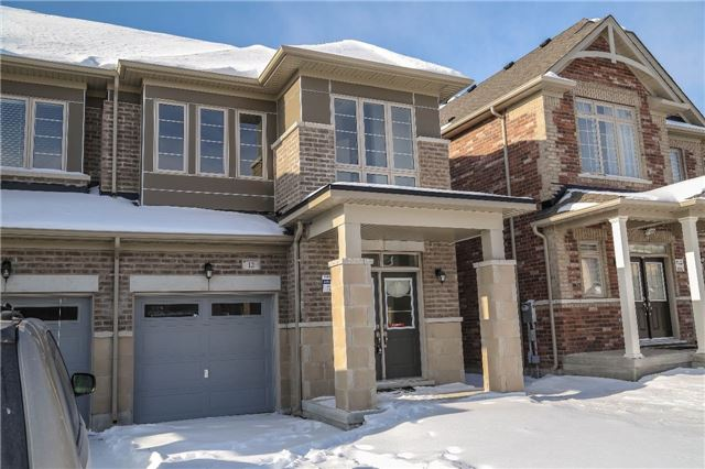 For Sale: 12 Constable Street, Aurora, ON | 3 Bed, 3 Bath Townhouse for $769,000. See 20 photos!