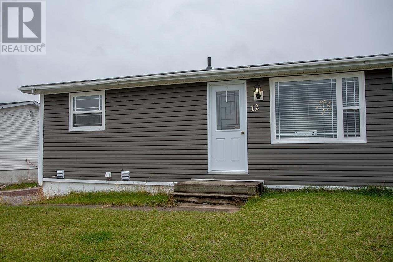 House for sale at 12 Cooper Cres Happy Valley-goose Bay Newfoundland - MLS: 1222178