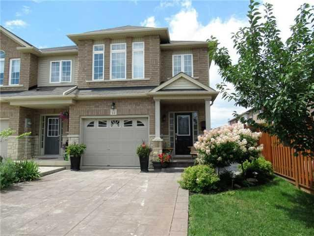 Sold: 12 Cornerstone Drive, Hamilton, ON
