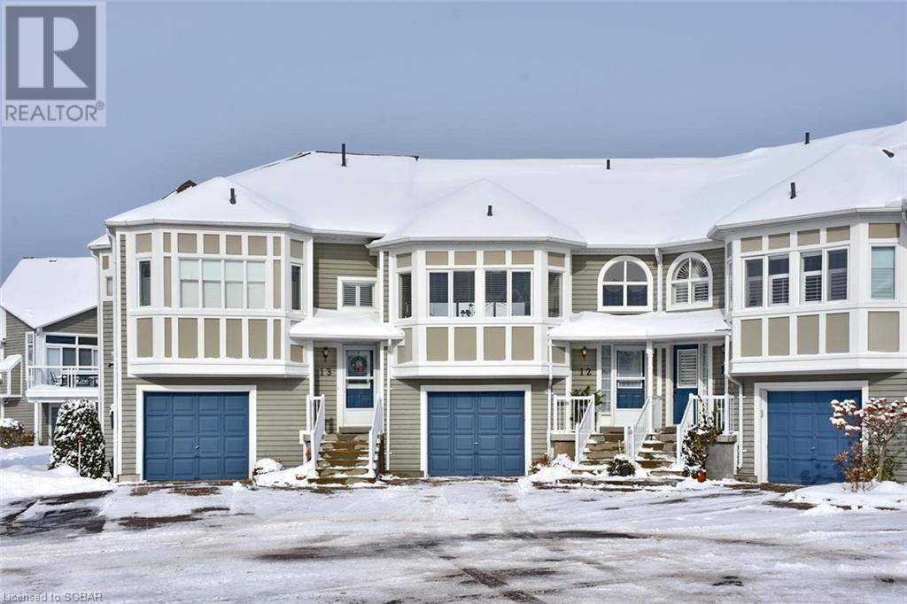 House for sale at 12 Cranberry  Collingwood Ontario - MLS: 231928