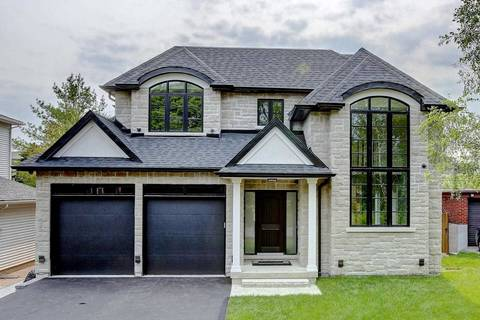 House for sale at 12 Cronin Dr Toronto Ontario - MLS: W4477591