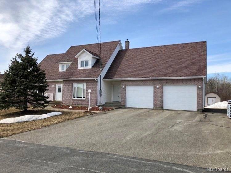 House for sale at 12 Daigle St Saint Leonard New Brunswick - MLS: NB038121