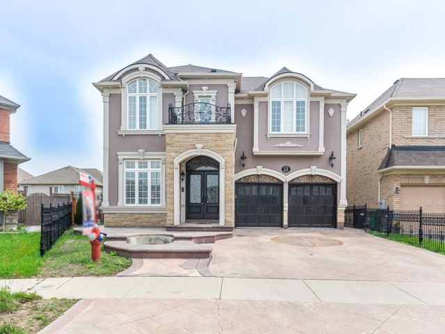 For Sale: 12 Darou Crescent, Brampton, ON | 4 Bed, 4 Bath House for $1,179,901. See 20 photos!