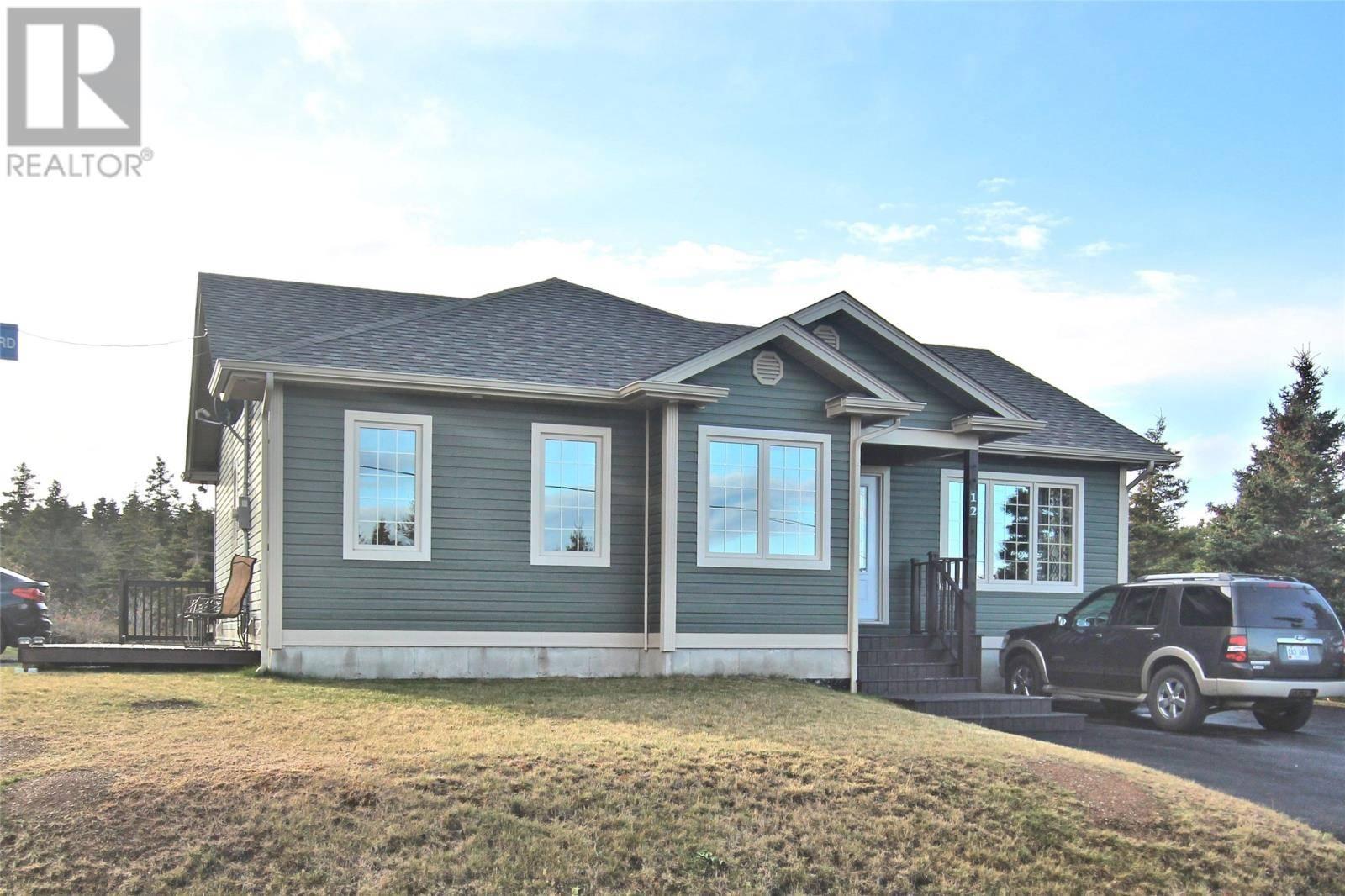 House for sale at 12 Dawes Rd Bay Roberts Newfoundland - MLS: 1209193