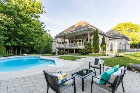 House for sale at 12 Deer Run  Uxbridge Ontario - MLS: N4617396
