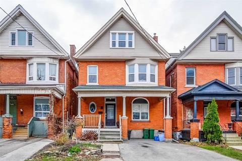 Townhouse for sale at 12 Delaware Ave Hamilton Ontario - MLS: X4645813