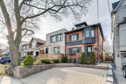 House for sale at 12 Deloraine Ave Toronto Ontario - MLS: C4803903