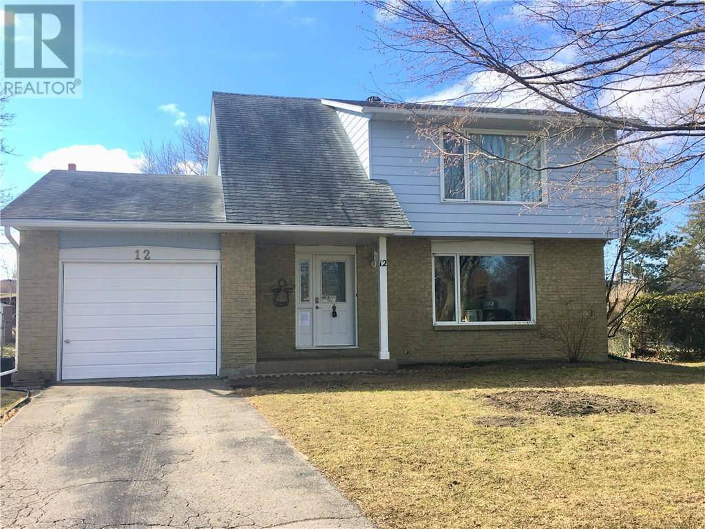 House for sale at 12 Dogwood Dr Simcoe Ontario - MLS: 30795499