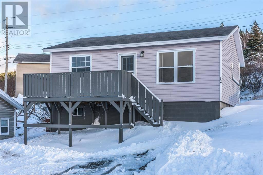 House for sale at 12 Druken Cres St John's Newfoundland - MLS: 1198660