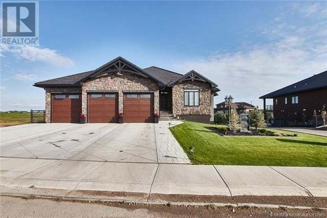 House for sale at 12 Dunes Wy Southwest Desert Blume Alberta - MLS: mh0177969