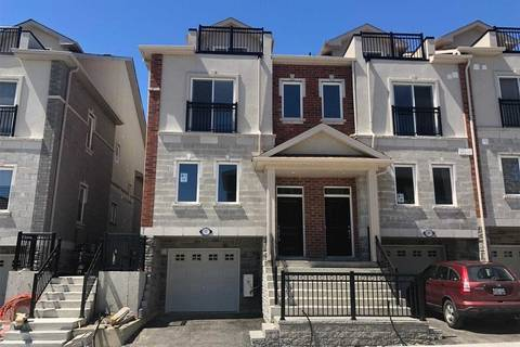 Townhouse for rent at 12 Dunsley Wy Whitby Ontario - MLS: E4447909