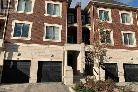 Townhouse for rent at 12 Dunton Ln Richmond Hill Ontario - MLS: N4640224