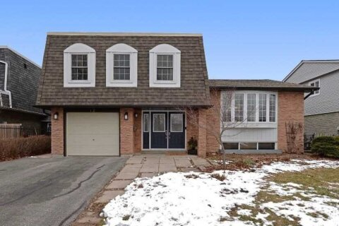 House for sale at 12 Easton Ct Ajax Ontario - MLS: E5081884