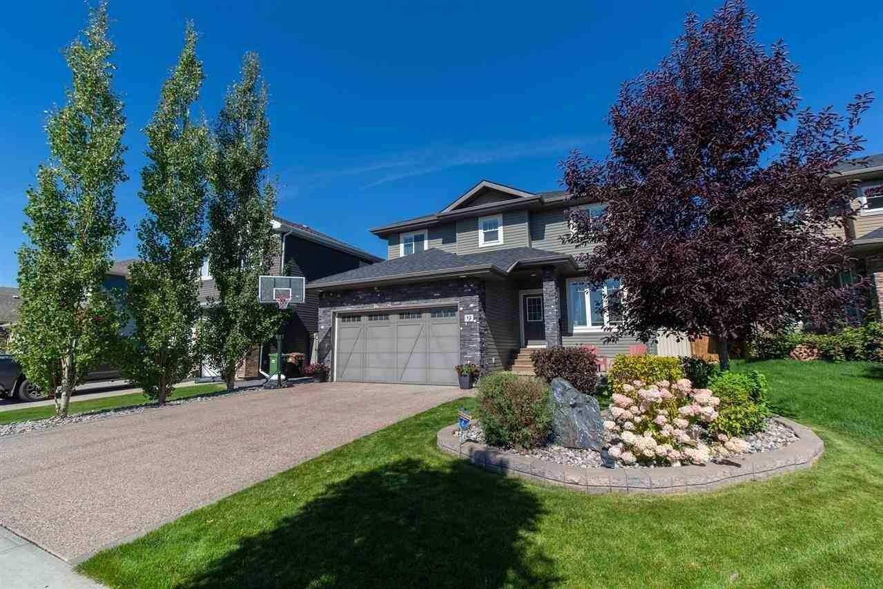 House for sale at 12 Edgewater Tc St. Albert Alberta - MLS: E4199472