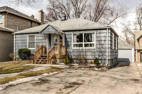 House for sale at 12 Edison Circ Toronto Ontario - MLS: W4388347