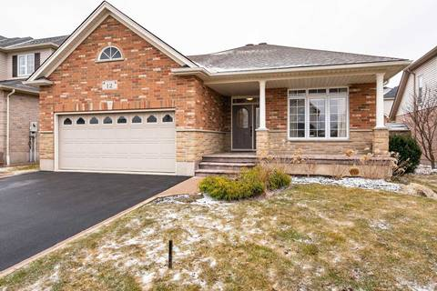 House for sale at 12 Elliott Dr Halton Hills Ontario - MLS: W4418730