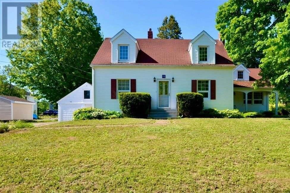 House for sale at 12 Estabrooks  Sackville New Brunswick - MLS: M129072