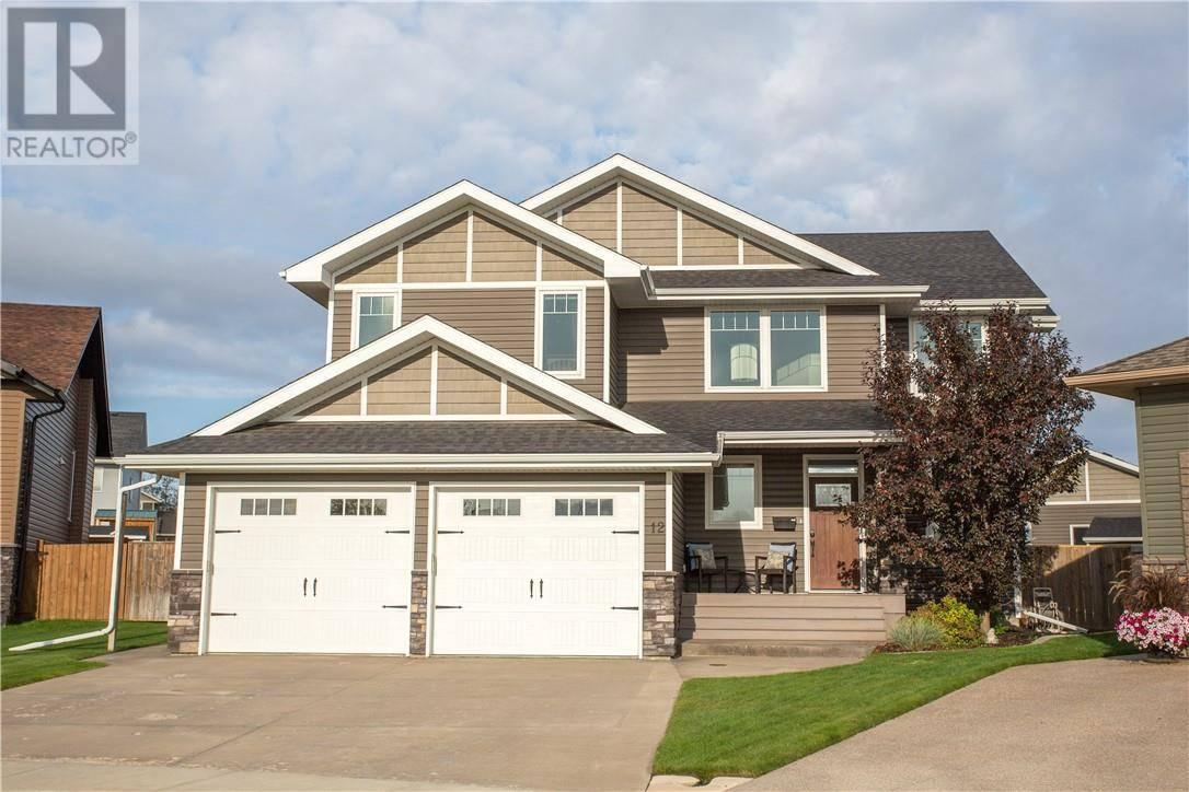 House for sale at 12 Eva Cres Lacombe Alberta - MLS: ca0188580