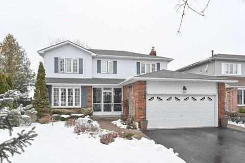 House for sale at 12 Evaleigh Ct Whitby Ontario - MLS: E4694344