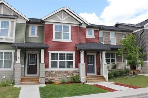 Townhouse for sale at 12 Evansridge Ct Northwest Calgary Alberta - MLS: C4256714